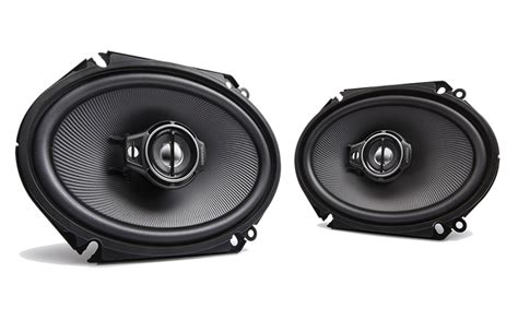 Speaker Oval Kenwood kfc c6895ps 6x8 quot oval custom fit 3 way 3 speaker speakers car entertainment kenwood usa