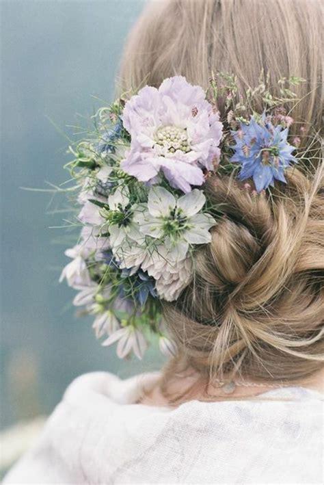 Brautfrisur Mit Blumen 44 Einmalige by Brautfrisur Mit Blumen 44 Einmalige Fotos