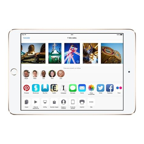 Apple Mini 4 64gb apple mini 4 64gb wifi dorado pccomponentes