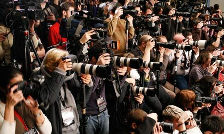 Press And Media Photographer On Media Network Media Network The Guardian