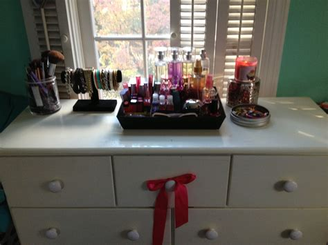 How To Organize My Dresser Top lalaland how to organize the top of a dresser