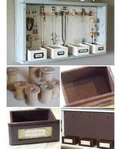 10 diy jewelry storage ideas craftriver