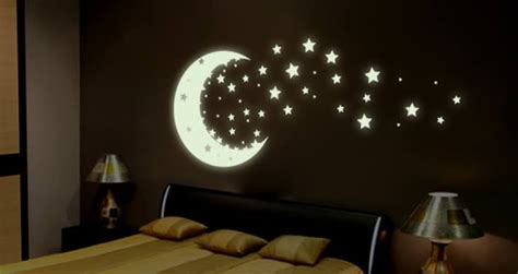 glow in the moon and for ceiling rev your room change your room s look in a easy and