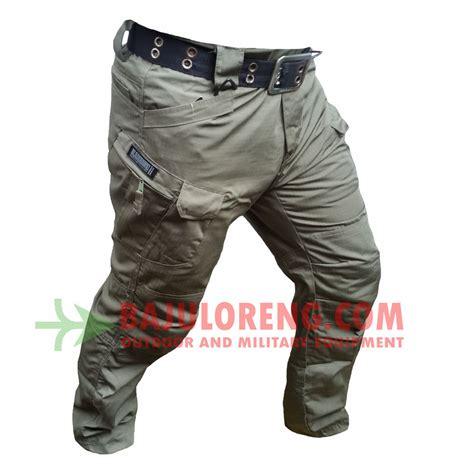 jual celana pdl outdoor tactical pant blackhawk hijau army
