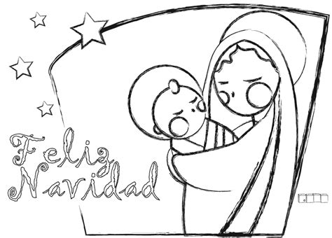 imagenes de navidad para dibujar bonitas hermosas postales de navidad para dibujar para ni 241 os