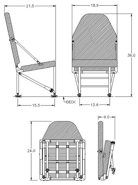 Aircraft Seating Diagrams