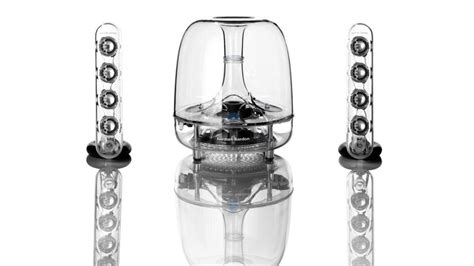 Wireless For Your Car By Harmon Kardon by Harman Kardon S Iconic Soundsticks Go Wireless Gizmodo