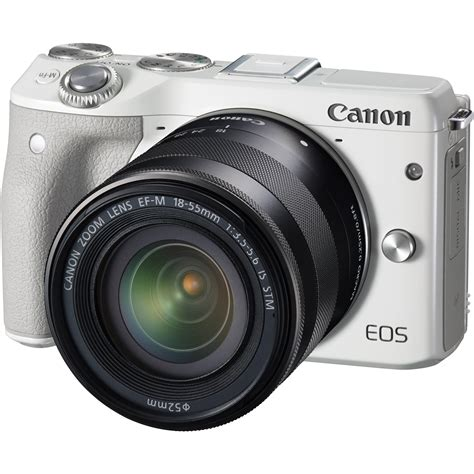 mirrorless canon canon eos m3 mirrorless digital with 18 55mm