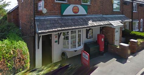 Hshire Post Office by Attempted Robbery Of Winsford Post Office Foiled By Brave