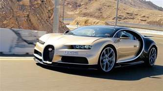 Bugatti Races Bugatti Chiron Supercar Races From Oman To The Uae