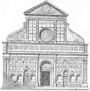 Modern Tudor House file fa 231 ade of santa maria novella florence character of