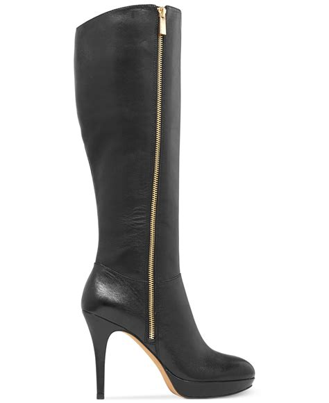 vince camuto black boots vince camuto emilian wide calf dress boots in black