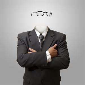 Invisible man concept laurie burton training