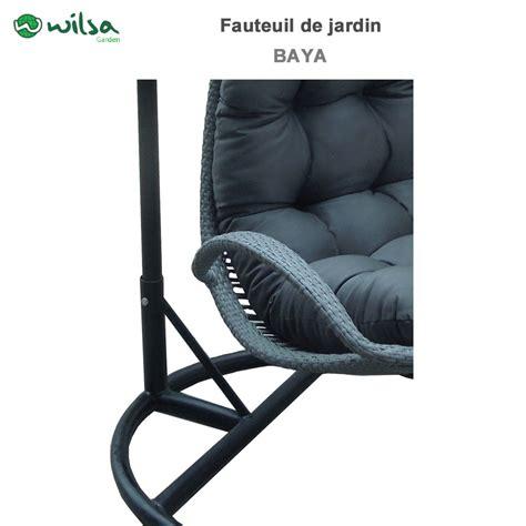 fauteuil suspendu de jardin baya 604050 wilsa garden