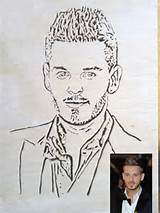 matt.pokora Coloriage