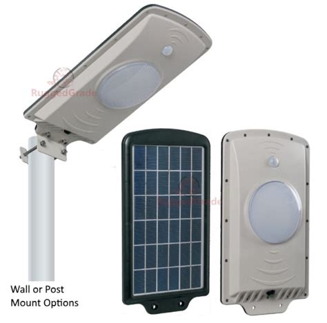all in one solar light 12 watt solar light 1400 lumen all in