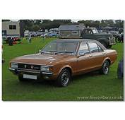 Ford Granada 1977 2000 GL Front  From 1975