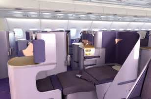 seat pitch thai airways airbus a380 800