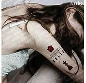 Chess Queen Tattoo King And