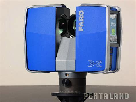 3d Laser Scanner Surveying Price by For Sale New Faro Focus 3d X330 Laser Scanner Pentaland
