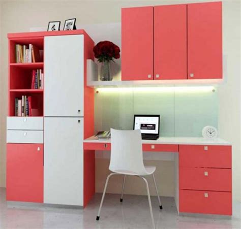 study table designs study table for teenagers study table for kids red color