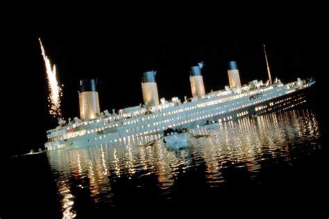 film titanic bateau titanic la v 233 ritable 233 pave du bateau apparait elle