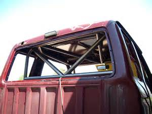 ford truck roll cage
