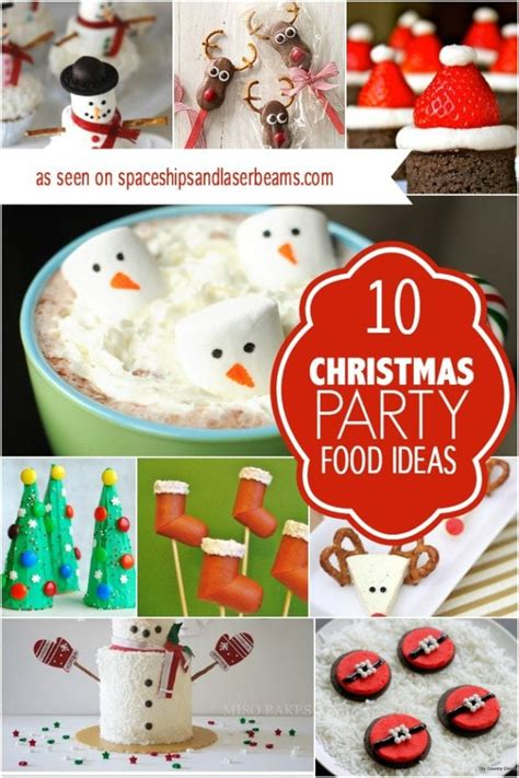 top 10 easy christmas party food ideas for kids on snowman jesus and happy birthday jesus