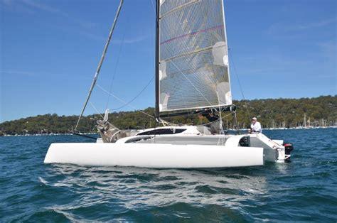 trimaran ocean crossing 2014 airplay 30 sport sail boat for sale www yachtworld
