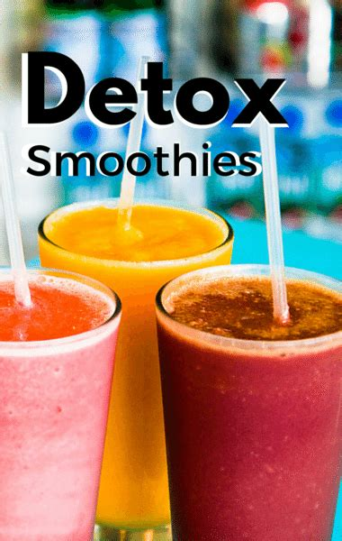 Detox After Surgery by Drs Detox Smoothie Recipes Lymphedema Botched Surgery
