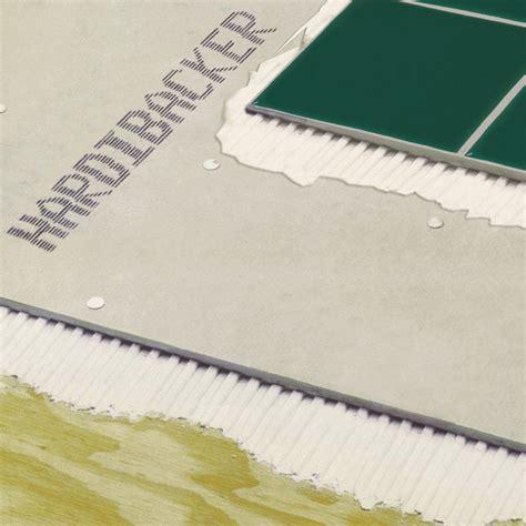 shop hardibacker 174 3 x 5 x 1 4 quot ceramic tile backerboard at lowes com