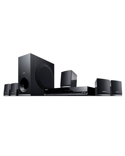 buy sony 5 1 dvd home theatre system 360 w rms dav tz145