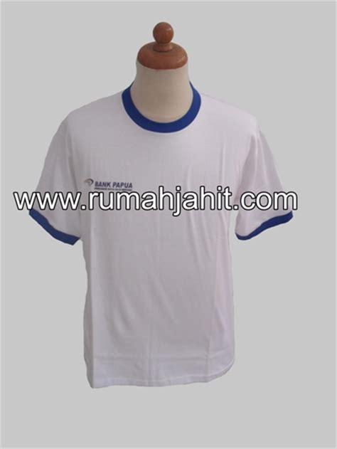 Kaos Baju T Shirt Indonesia 73 model baju kaos bank papua 0217356891 mitra pengadaan