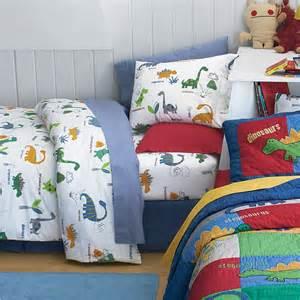 Toddler Bed Sheets Dinosaur Dinosaur Duvet For Boy Bedding Totally