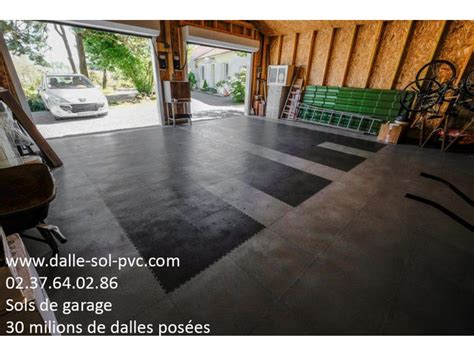 Revetement Sol Pvc Garage by Revetement De Sol Garage Prive Contact Dalle Sol Pvc