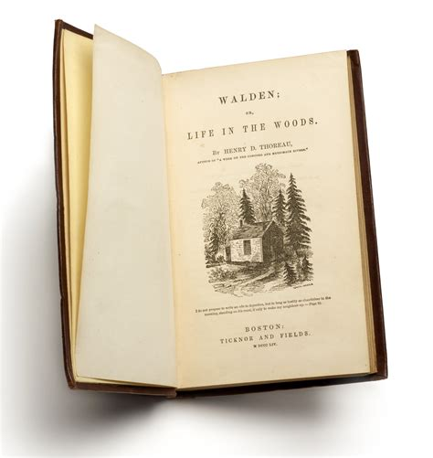 walden book 1st edition this new self exhibition
