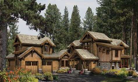 log cabin home plans designs rustic log cabin plans log