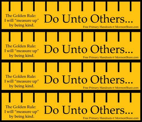 { Mormon Share } The Golden Rule: Kindness