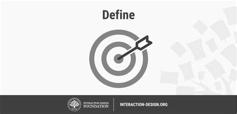 design thinking define stage stage 2 in the design thinking process define the