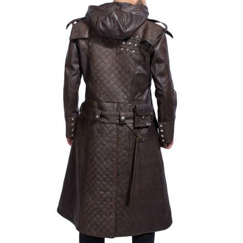 Terlaris Jaket Assasin S Creed Abu assassin s creed syndicate jacob frye coat with hoodie