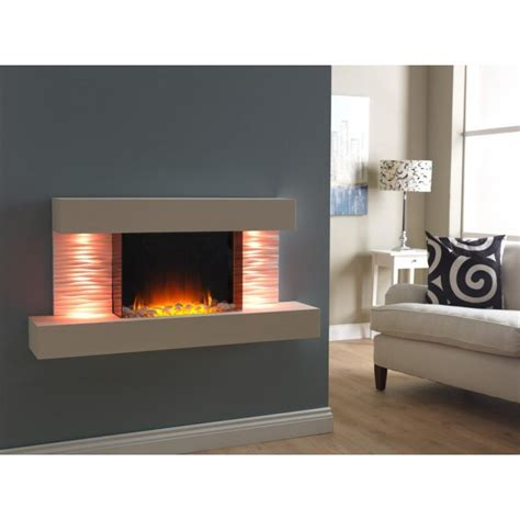 Electric Fireplace That Hangs On Wall by Sensation Hang On The Wall Electric