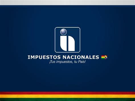 servicios en lnea impuestos estatales bolivia impuestos nacionales rene arteaga servicio de