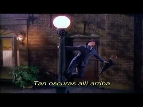 cantando bajo la lluvia cantando bajo la lluvia spanish subtitles youtube