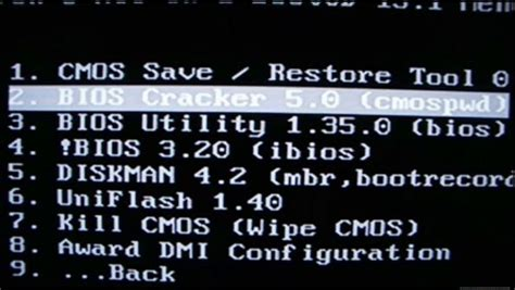 reset bios with hirens how to remove or clear your password cmos bios tech