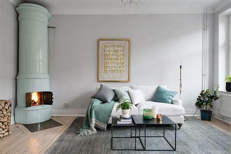 Wohnzimmer Wand Design 1082 by El Color Mint Sigue De Actualidad Decoraci 243 N Estilo