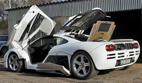 Replica Auto by Mclaren F1 Replica That Actually Looks And Is Also