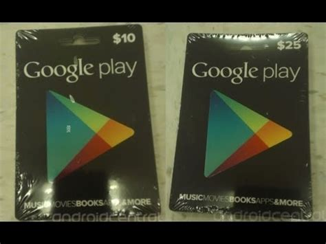 Free Google Play Gift Cards Codes - free google play codes free google play gift cards youtube