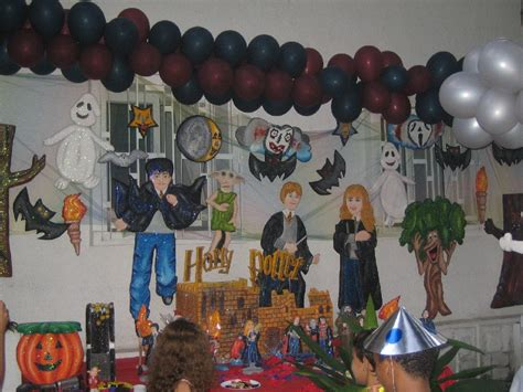 how to decorate a birthday party room