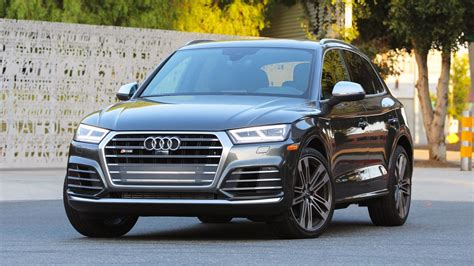 Audi 5 Reviews by 2018 Audi Sq5 Review S Is For