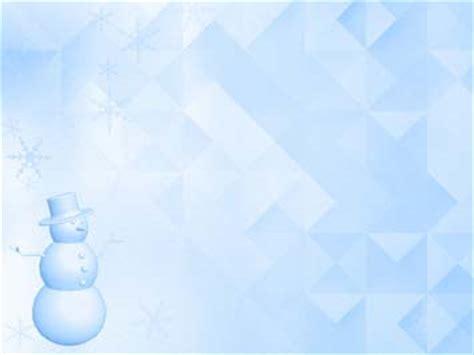 snowman 01 powerpoint templates